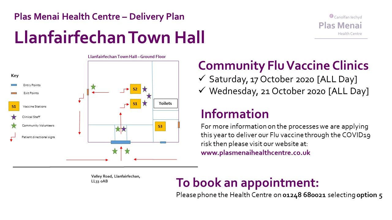 Llan Flu Plan